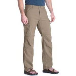 Kuhl Renegade Convertible Pants 36x34